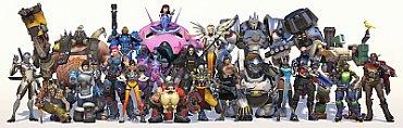 Clique na imagem para uma versão maior  Nome:         Overwatch_characters.jpg Visualizações:19 Tamanho: 18,6 KB ID:      30630